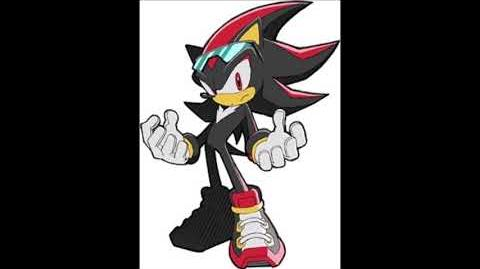 Sonic Riders - Shadow The Hedgehog Voice Sound