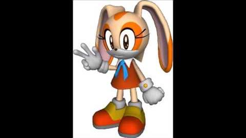 Sonic The Hedgehog (2006) - Cream The Rabbit Voice