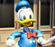 Donald Duck KDA