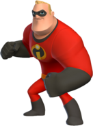 INFINITY Mr.Incredible render