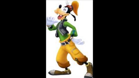 Kingdom Hearts - Goofy Voice