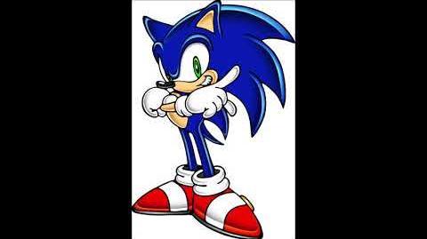 Sonic Adventure - Sonic The Hedgehog Voice Sound