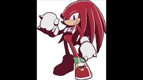 Sonic Riders - Knuckles The Echidna Voice Sound