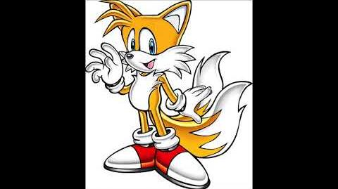 Sonic Adventure - Miles ''Tails'' Prower Voice Sound