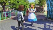 KDA - A Boy Meets Alice