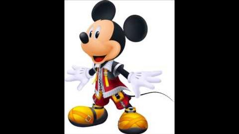 Kingdom Hearts - Mickey Mouse Voice