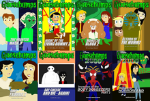 Disney meets goosebumps 5