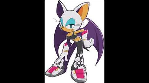 Sonic Riders - Rouge The Bat Voice Sound