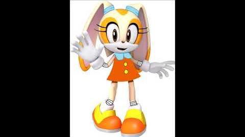 Sonic Boom Rise Of Lyric - Cream The Rabbit Unused Voice Clips