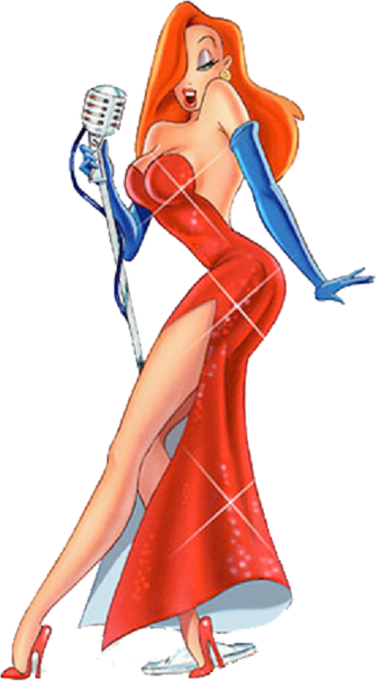Jessica Rabbit/Quotes and Lines | Disney Fanon Wiki | FANDOM powered ...