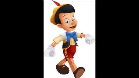Kingdom Hearts - Pinocchio Voice