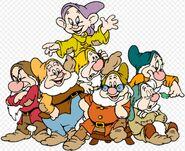 The Seven dwarfs 3