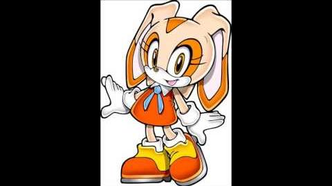 Sonic Advance - Cream The Rabbit Voice
