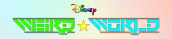 Disneys Weird World Logo