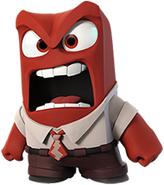 INFINITY Anger render