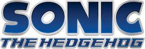 Sonic The Hedgehog (2015) Logos