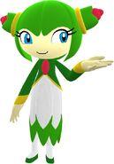 05 Sonic 3D Cosmo