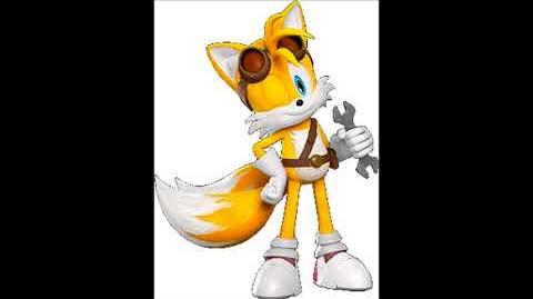 Sonic Boom Rise Of Lyric - Miles ''Tails'' Prower Unused Voice Clips
