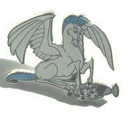 Disney-Pin-DSF-PTD-Trader-Delight-Sundae-GWP-Pegasus