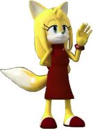 Sonic boom new zooey render