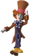 INFINITY Mad Hatter render