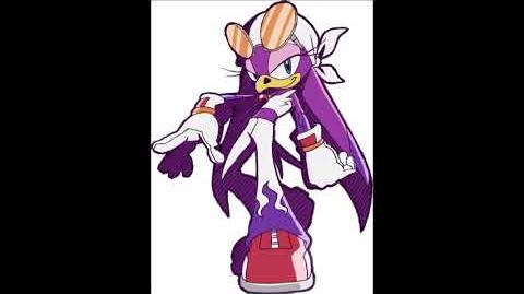 Sonic Riders - Wave The Swallow Voice Sound