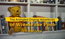 The Animated Original Adventures of Winnie the Pooh title card