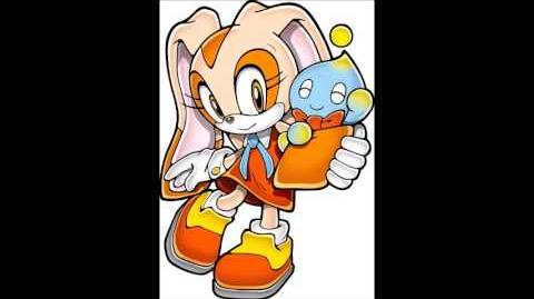 Sonic Party Wii U - Cream The Rabbit Voice