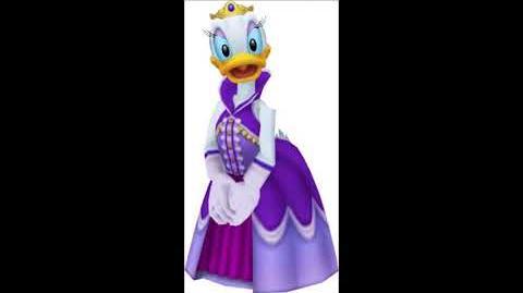 Kingdom Hearts 3D Dream Drop Distance - Daisy Duck Voice Clips