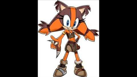 Sonic Boom Sonic Synergy - Sticks The Badger Voice