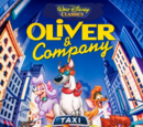 Oliver and Company (UK VHS 1996)