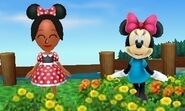 DMW2 - Minnie Mouse Flowers