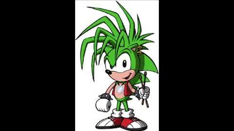 Sonic Underground - Manic The Hedgehog Voice Clips