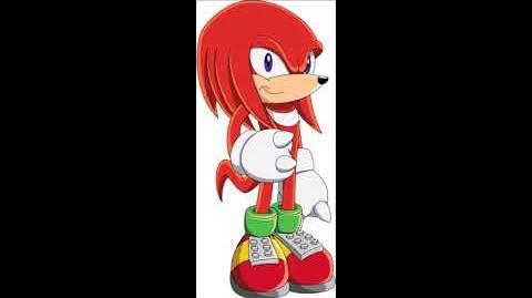 Sonic The Hedgehog (Film) - Knuckles The Echidna Voice