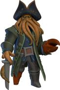 INFINITY Davy Jones render