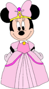 Princess minnie mouse