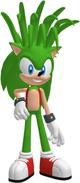 08 Sonic 3D Manic