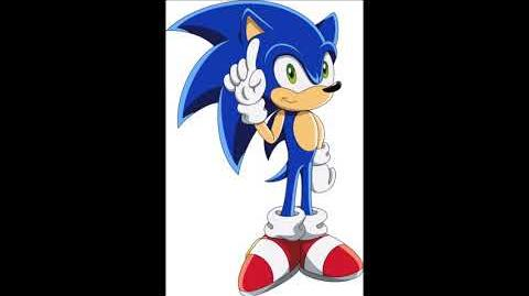 Sonic The Hedgehog (Film) - Sonic The Hedgehog Voice