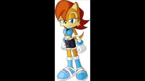 Sonic Boom - Princess Sally Acorn Voice