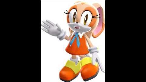 Sonic Colors - Cream The Rabbit Voice