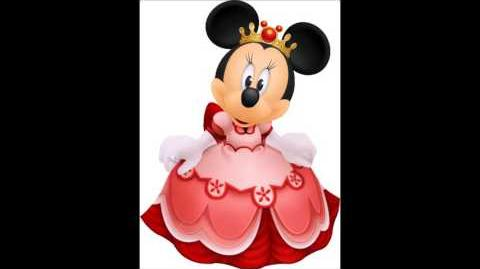 Kingdom Hearts - Minnie Mouse Voice