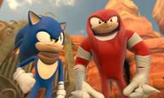 SBSC Sonic and Knuckles