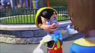 KDA - Pinocchio is very pretty happy
