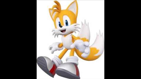 Sonic Colors - Miles ''Tails'' Prower Voice