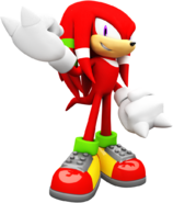 Sonic christmas knuckles