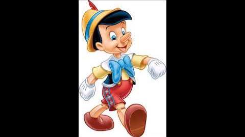 Walt Disney's Pinocchio (1940) - Pinocchio Voice Clips