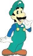 Luigi Artwork