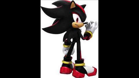 Sonic Forces - Shadow The Hedgehog Voice Sound