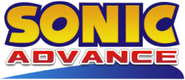 Sonic advance logo