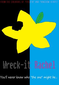 Wreck it rachel movie poster